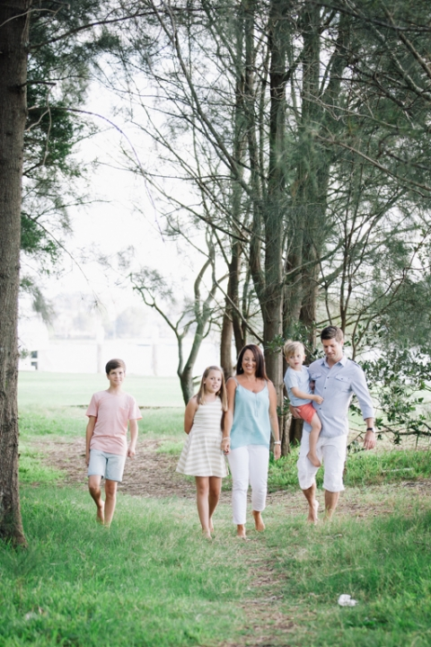 Tabell Family - Sydney Family Portrait Photography