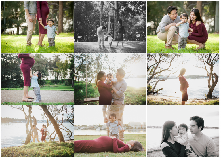 Sydney Family Portraits
