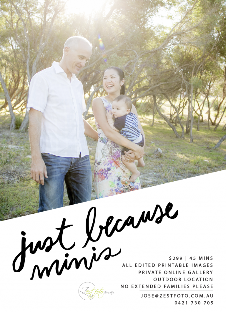 Family Photography Sydney Special Offer