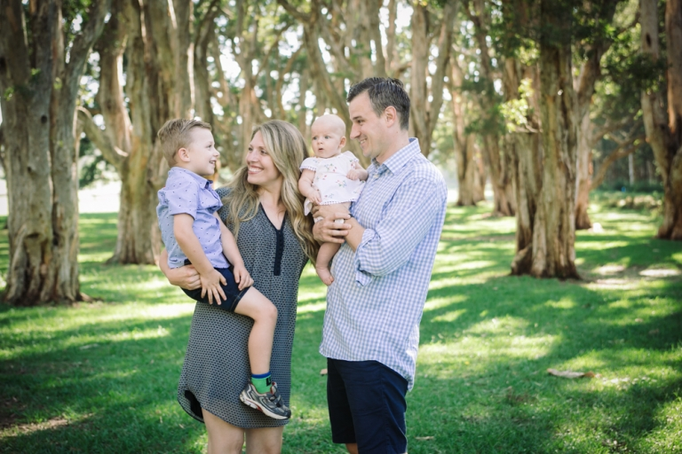Sydney Family Photography - Baby Portraits