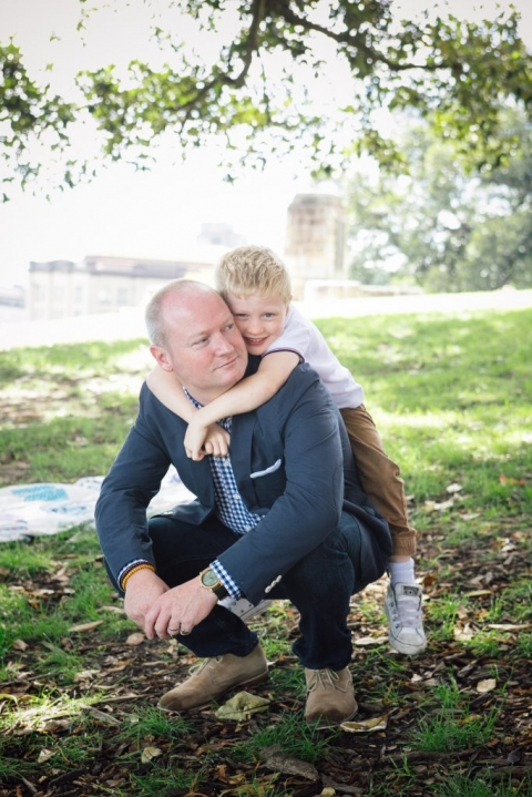 Sydney Family Photography with the Cherrie Family