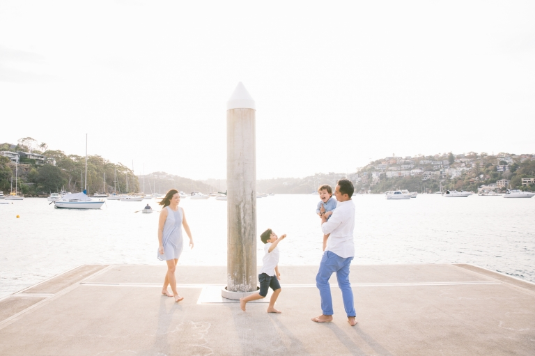 Portrait Photographer Sydney - Amores Family