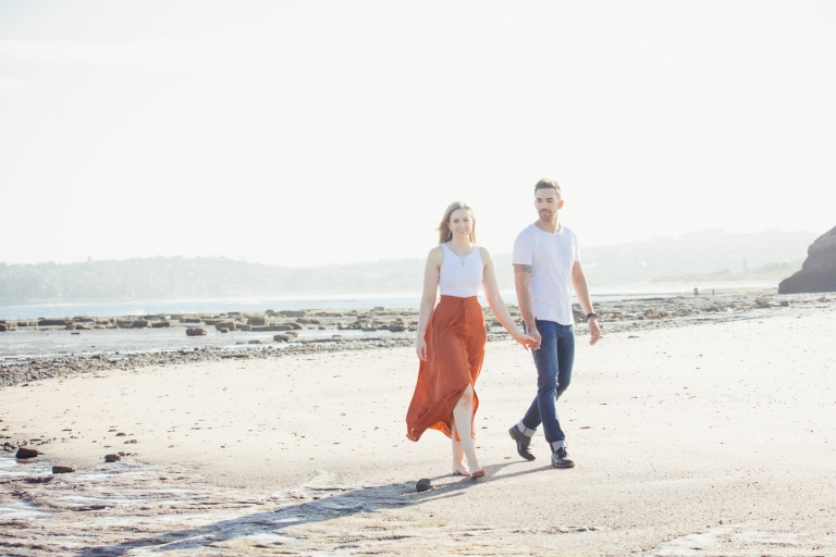 Long Reef Northern Beaches Couple Photography