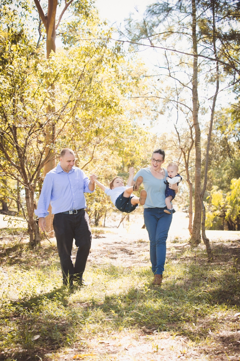 Extended Family Photography Sydney