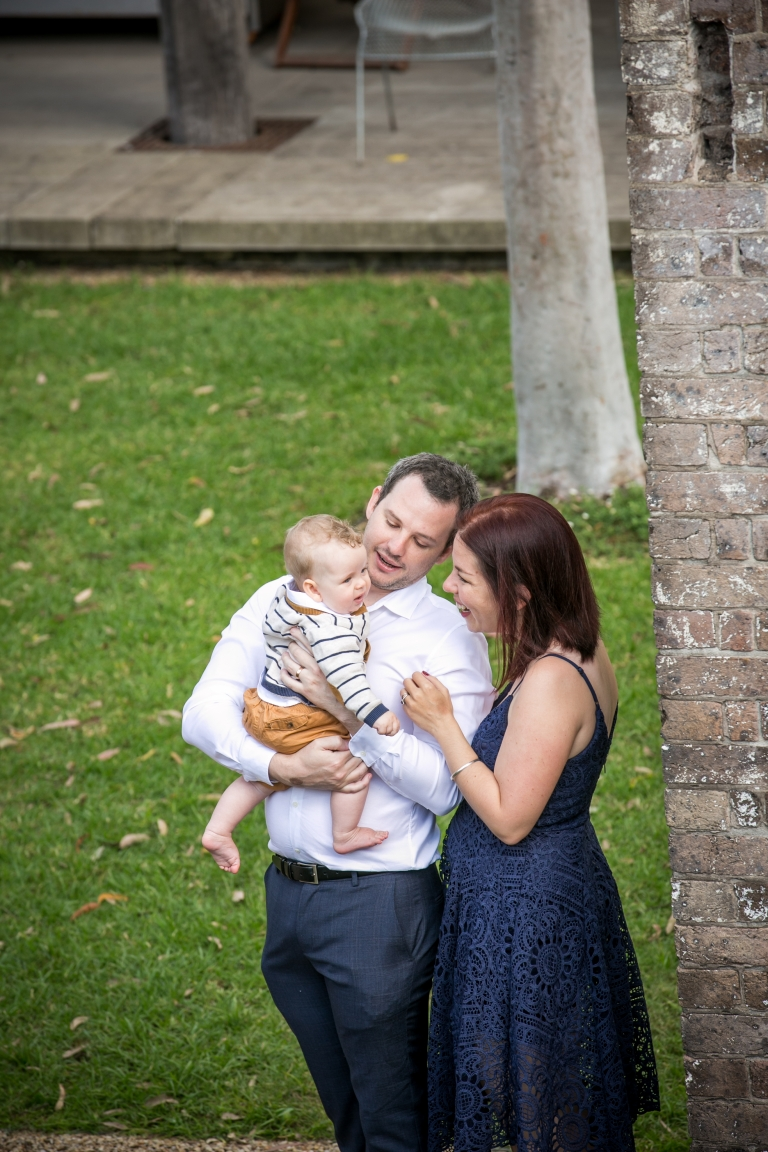 Sydney Family Photography - Reservoir Gardens Paddington